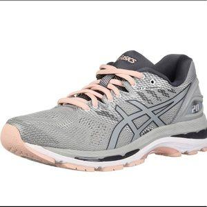 ASICS Women's GEL- Nimbus 20 Running Sneakers- 9